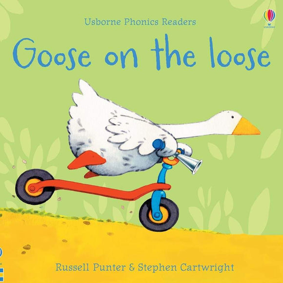 Goose on the Loose by Russell Punter