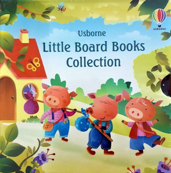 Usborne Little Board Books Collection by NA