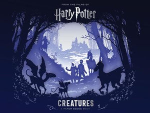 Harry Potter - Creatures by NA
