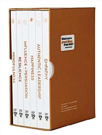 Harvard Business Review Emotional Intelligence Series Boxed Set (6 Books) by Harvard Business Review