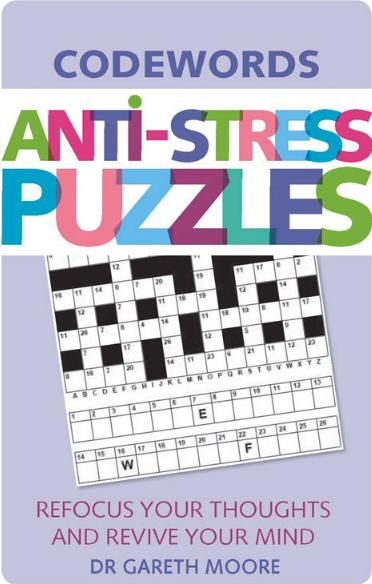 Anti-Stress Puzzles: Codewords by Gareth Moore