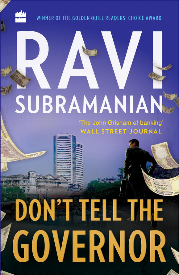 Don't Tell The Governor by Ravi Subramanian