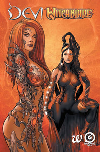 Devi Witchblade by Graphic India