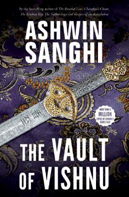 The Vault of Vishnu by Ashwin Sanghi