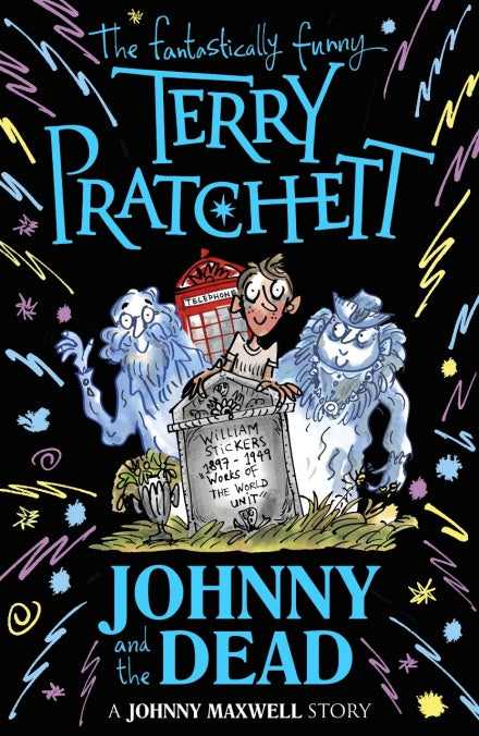 Johnny and the Dead (Johnny Maxwell Trilogy Book 2)