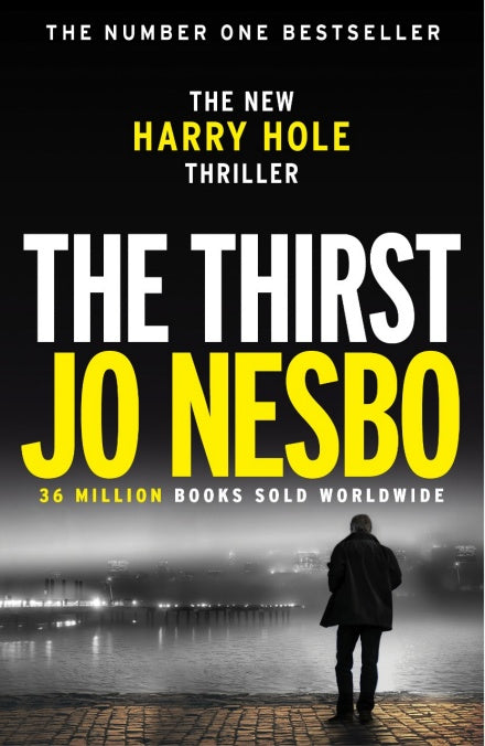 The Thirst (Harry Hole 11)
