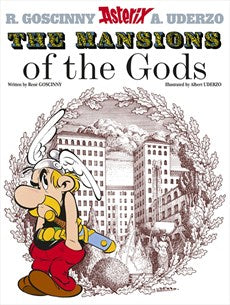 Asterix The Mansions of The Gods: Album 17