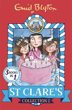 St Clare's Collection 2 (Books 4-6)