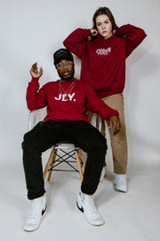 """RED COLLECTION"" Long Sleeve JLY Tee"