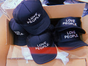 "Premium ""Love People"" Embroidered Hat"