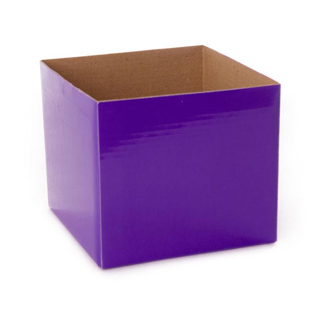 Posy Boxes Violet