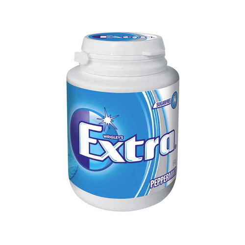 Extra Peppermint Bottle 64g