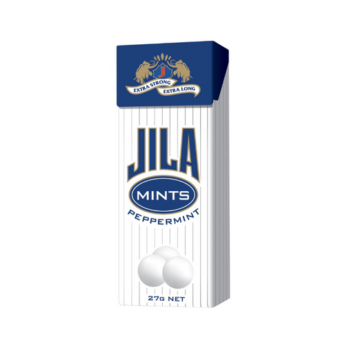 Jila Mints Peppermint 27g
