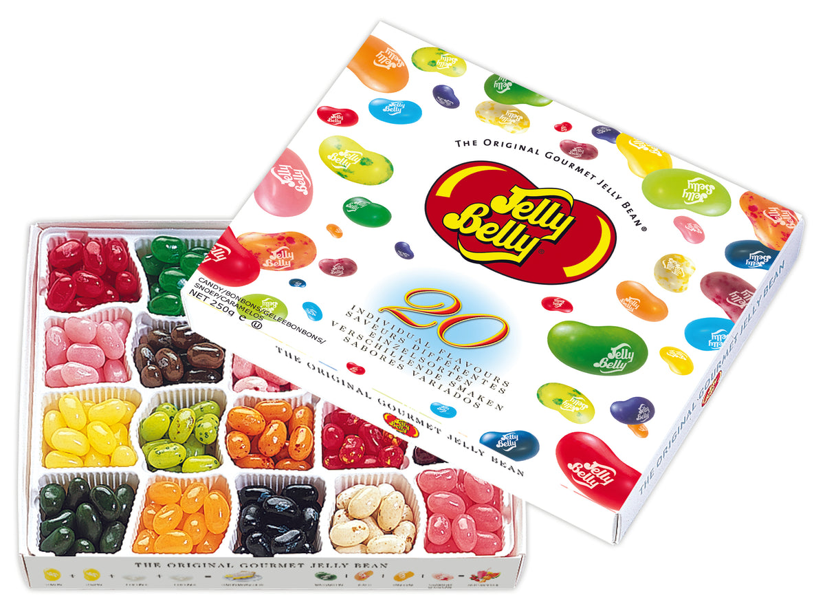 Jelly Belly 20 Flavour Box 250g