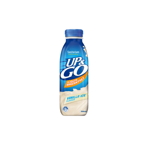 Up & Go Liquid Breakfast Vanilla 500ml