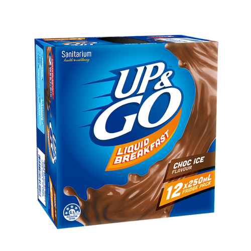 Up & Go Liquid Breakfast Chocolate 250ml