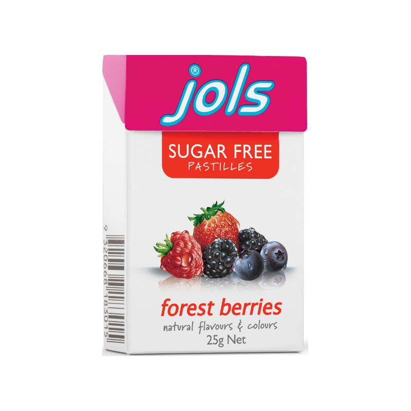 Jols Forest Berries 25g