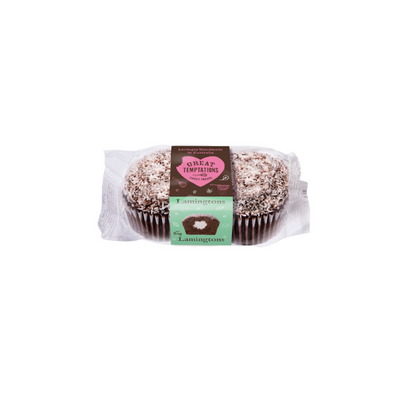Great Temptations Lamington 2pack