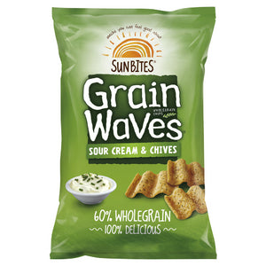 Grainwaves Sour Cream & Chives 40g