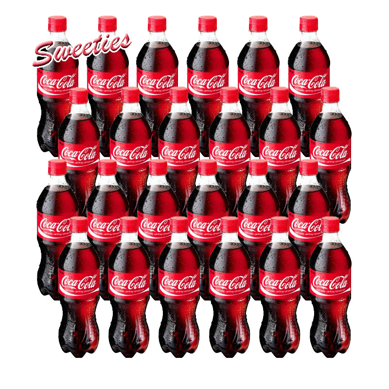 Coca-Cola Bottle 600ml