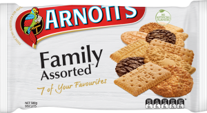 Arnott's Family Assorted 500g