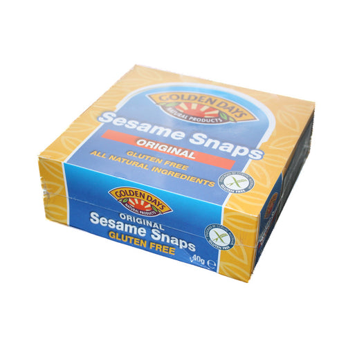 Golden Days Sesame Snaps Original 40g