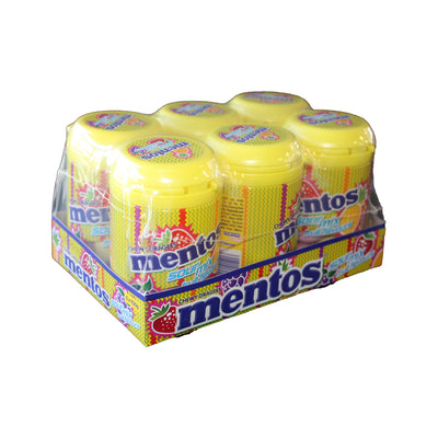Mentos Bottle Sour Mix 100g