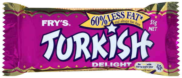 Turkish Delight 55g