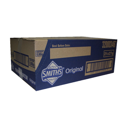 Smiths Crinkle Cut Original 27g
