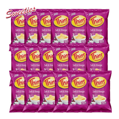 Thins Salt & Vinegar 45g