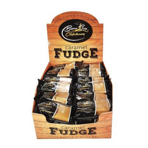 Byron Bay Caramel Fudge 40g