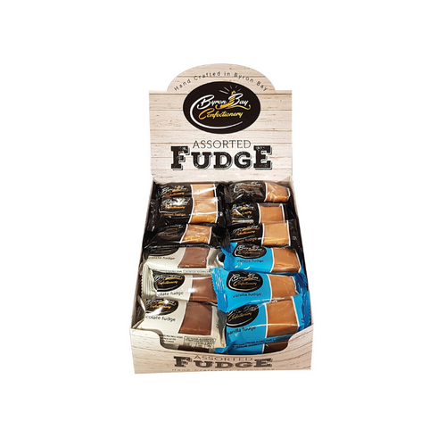 Byron Bay Assorted Fudge 40g