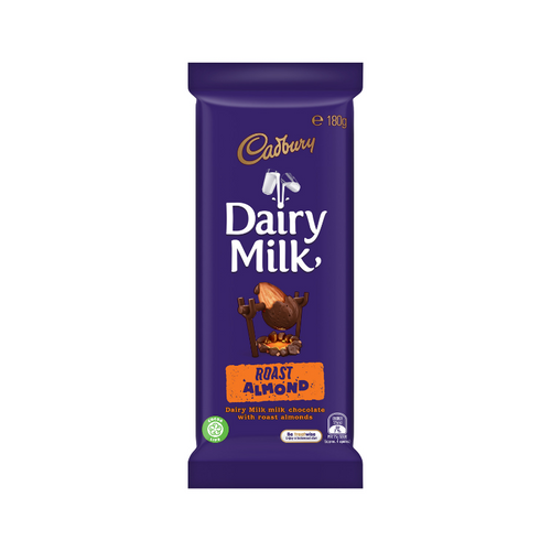 Cadbury Roast Almond 180g