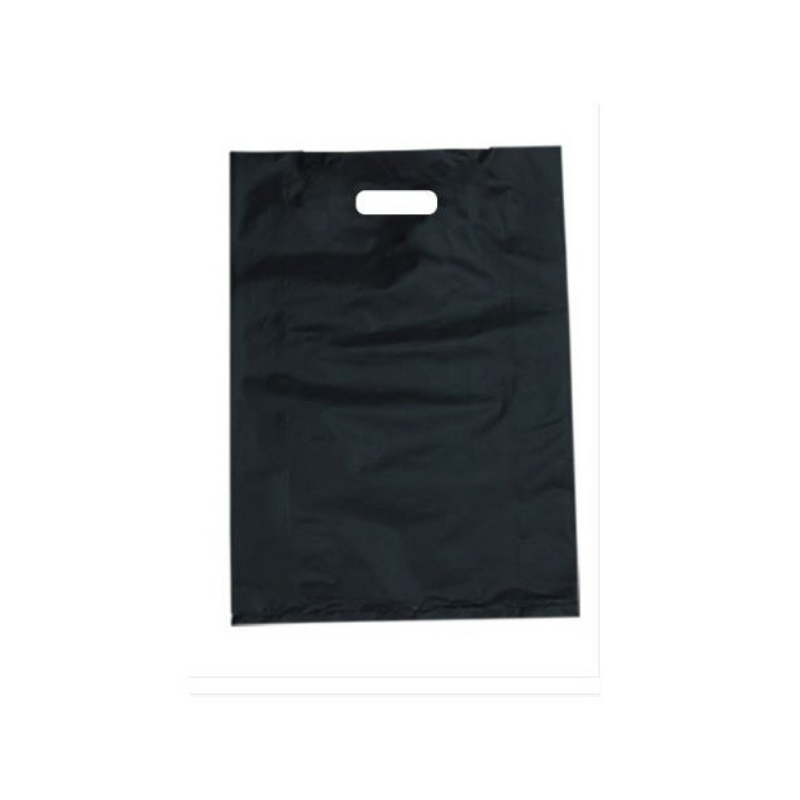 Plastic Bags Black 100pcs