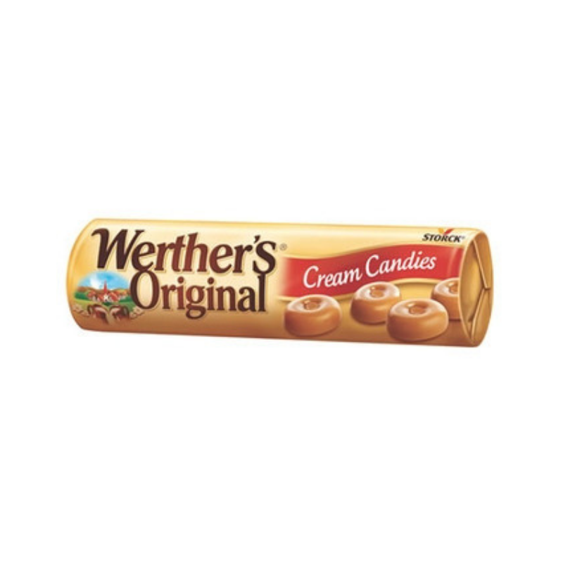Werther's Original Cream Candies 50g