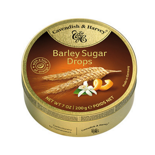 Cavendish & Harvey Barley Sugar Drops 200g