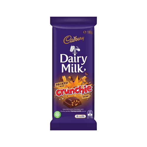 Cadbury Crunchie 180g