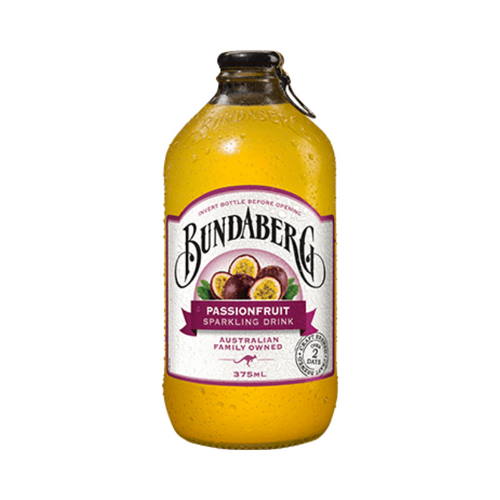 Bundaberg Passionfruit 375ml x 12
