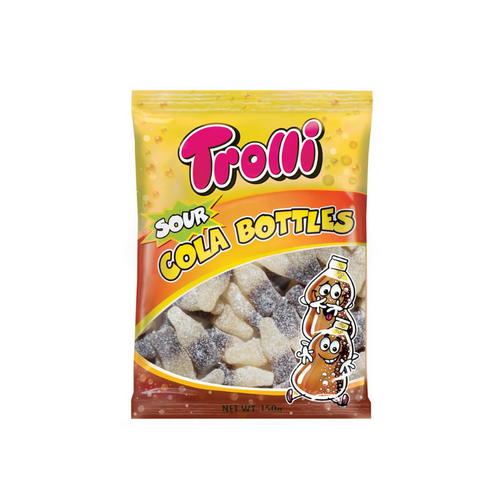 Trolli Sour Cola Bottles 150g