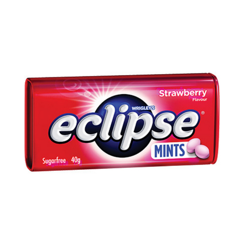 Eclipse Mints Strawberry 40g