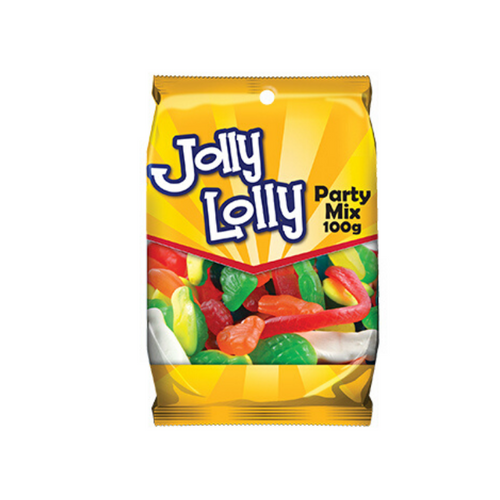 Jolly Lolly Party Mix 100g
