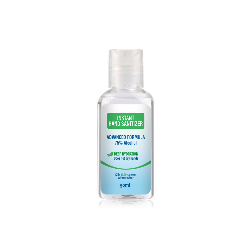 Instant Hand Sanitizer 50ml (up to 500ml can be shipped per consignment)