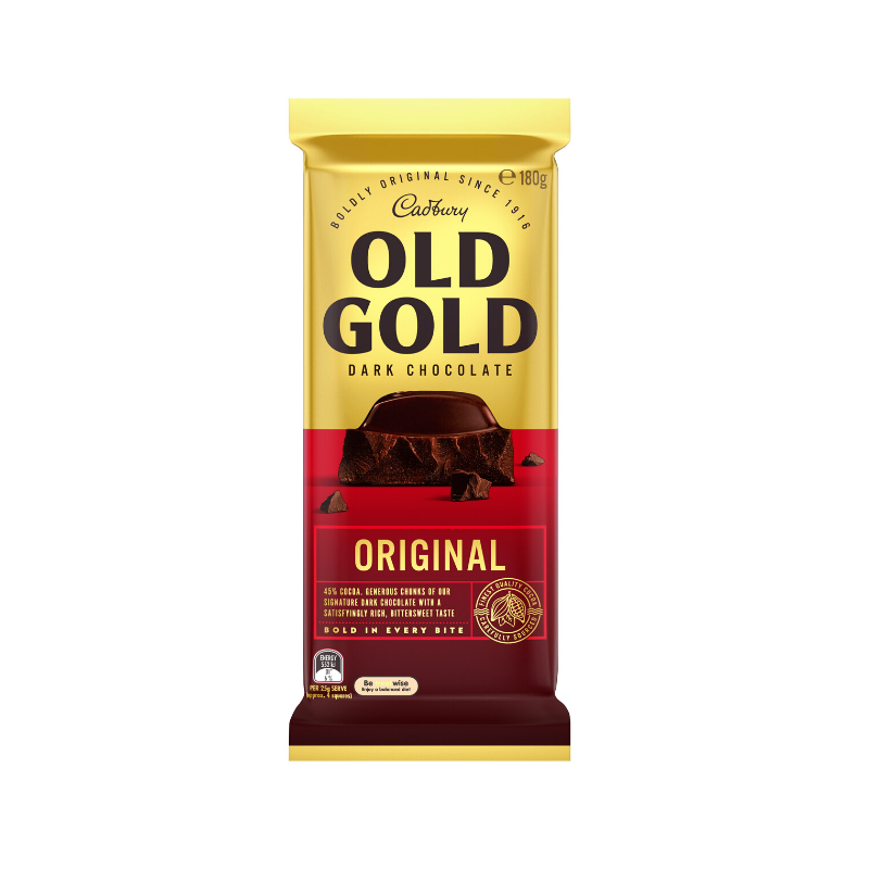 Cadbury Old Gold original 180g