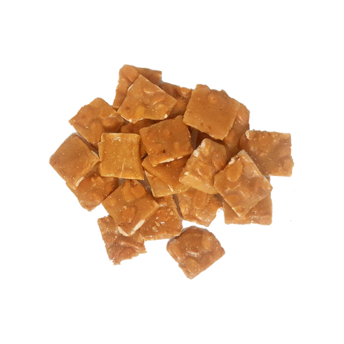 Peanut Brittle Pieces 500g