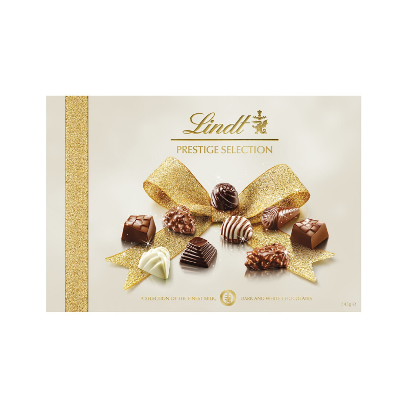 Lindt Gift Box Prestige Selection 345g