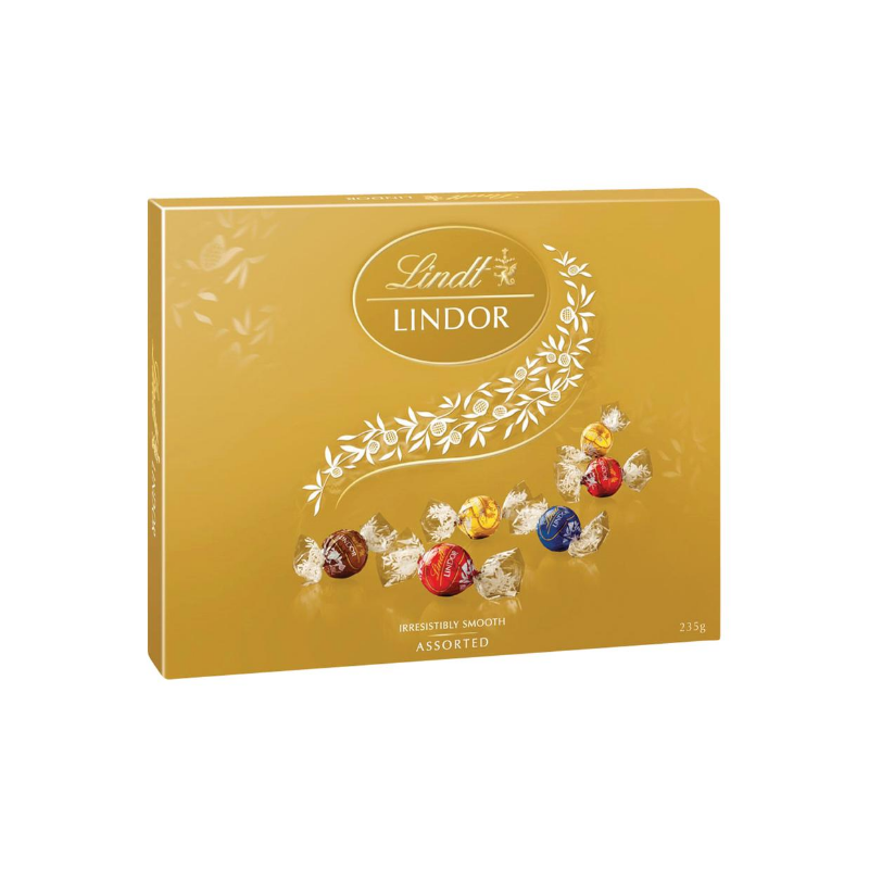 Lindor Gift Box Assorted 235g