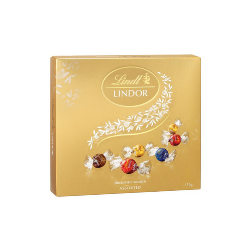 Lindor Gift Box Assorted 150g