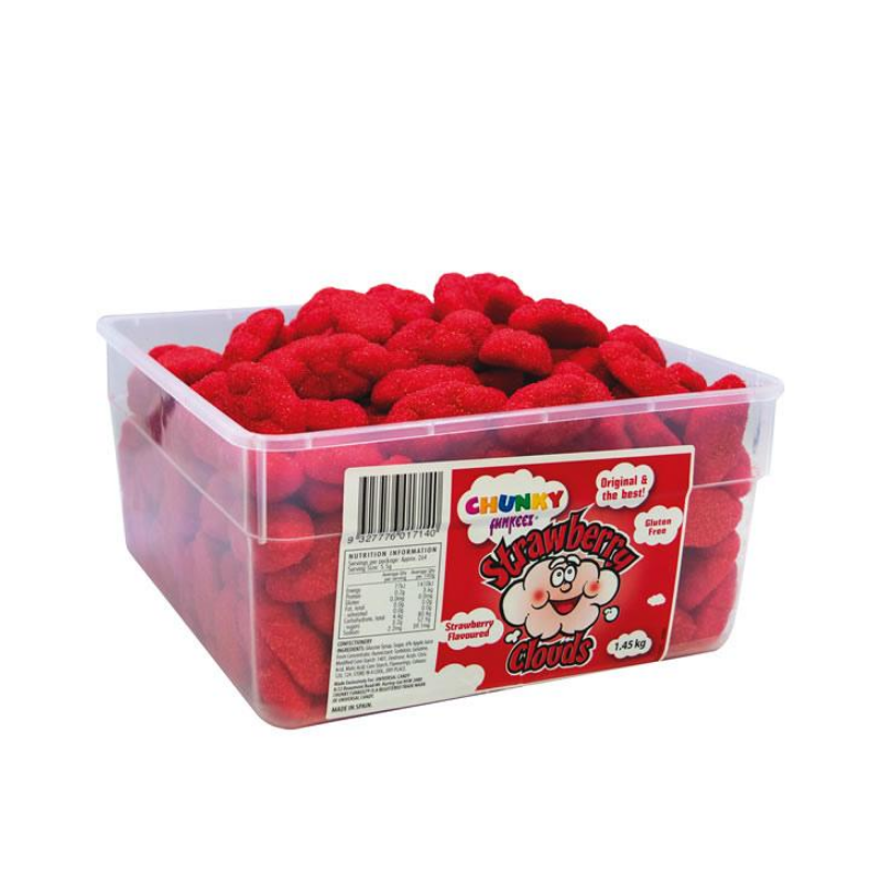 Chunky Funkeez Strawberry Clouds 1.45kg