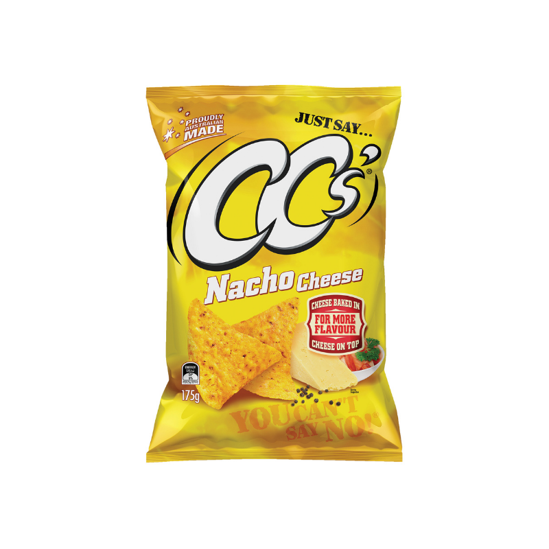 CC's Nacho Cheese 175g