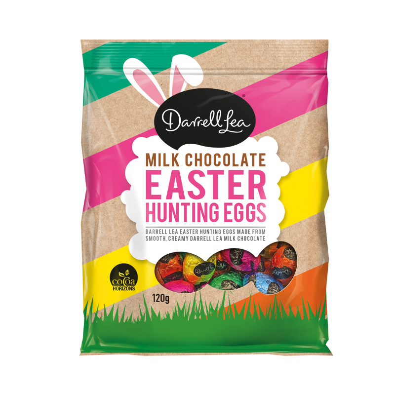 Darrell Lea Easter Hunting Eggs 120g (Limited stock)